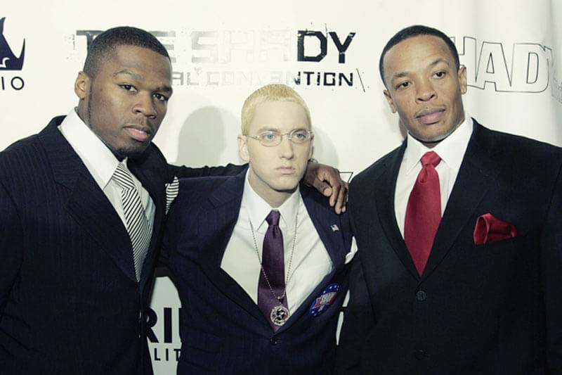 Dr-Dre-Eminem-50-Cent-friendship