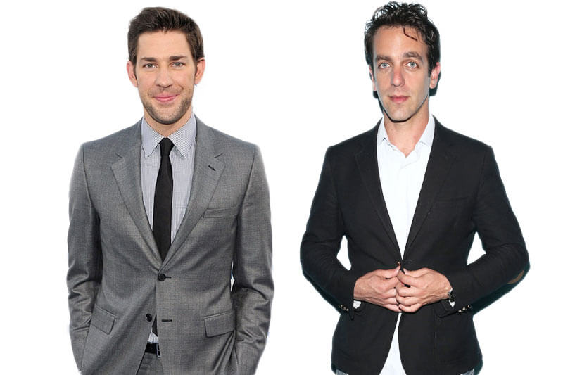 John-Krasinski-BJ-Novak-friendship